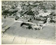 Aerial view, early 20th century