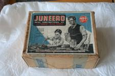box containing juneero construction kit