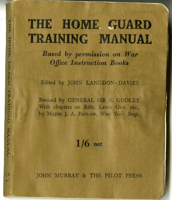The Home Guard Training Manual