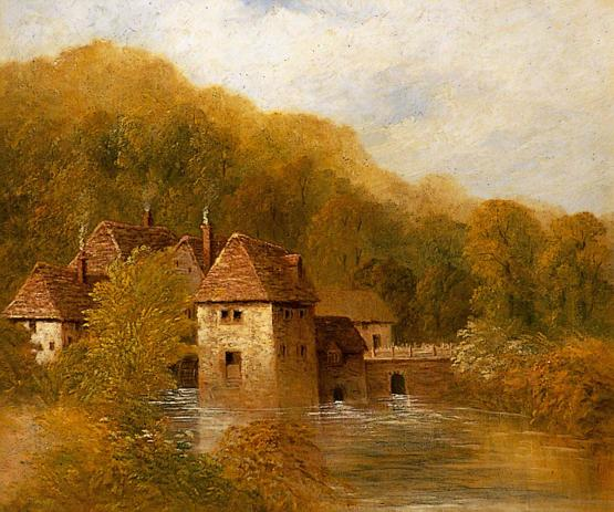 The arundel watermill